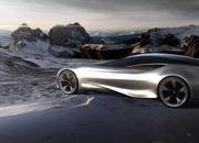 2030 Mercedes-Benz Aria Concept 'Swan Wing' - image 402468