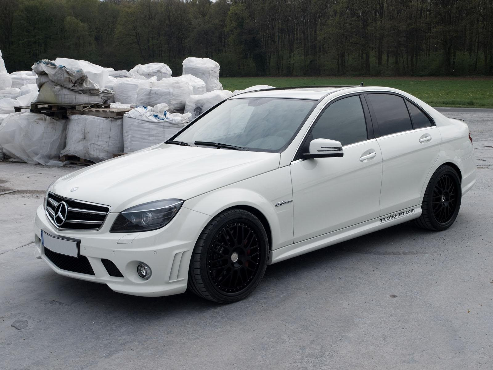 2011 mcchip mercedes c63 amg dark cars wallpapers. Black Bedroom Furniture Sets. Home Design Ideas