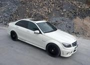 Mercedes-Benz C63 AMG by McChip