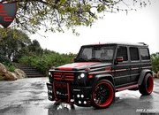 Mercedes-Benz G 55 AMG Hamann Typhoon by Specialty Car Craft