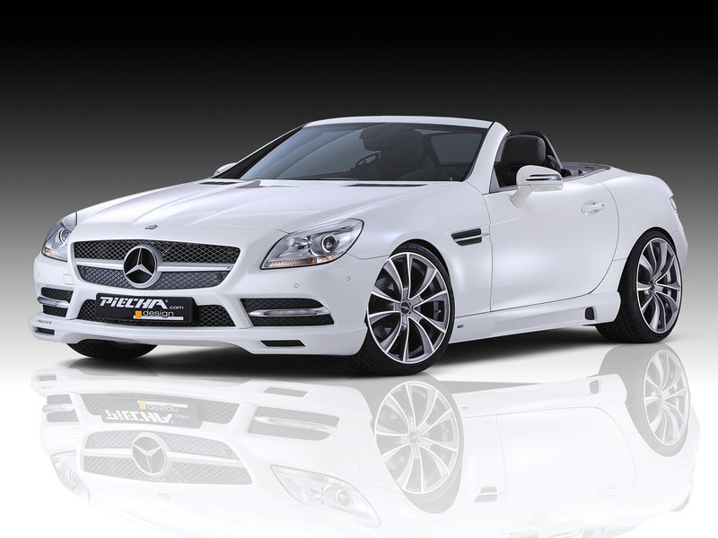 2011 Mercedes SLK R172 Accurian RS by Piecha