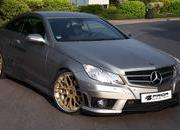 2011 Mercedes E-Class Coupe (C207) by Prior Design - image 403453