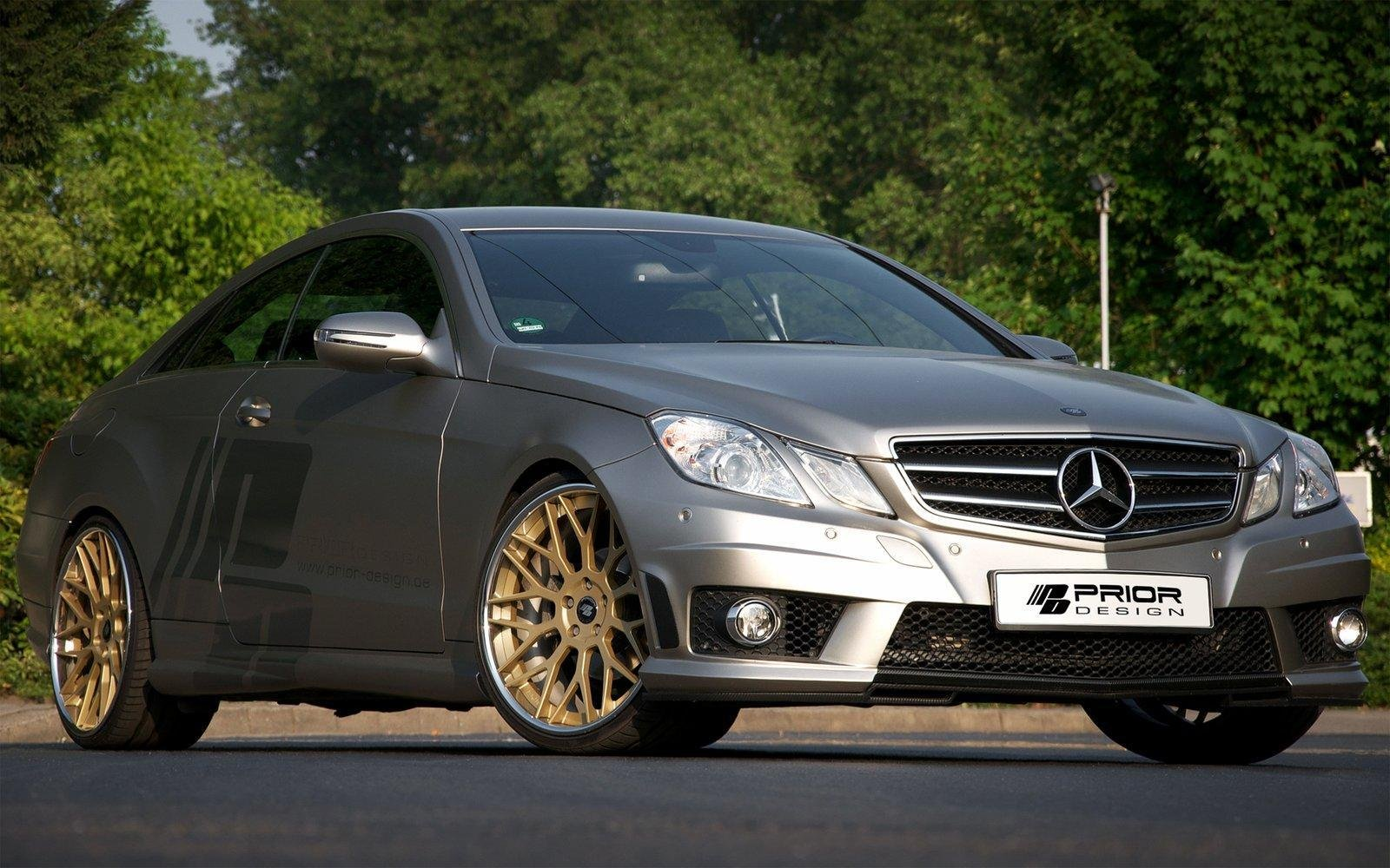 2011 Mercedes E Class Coupe C207 By Prior Design Top Speed