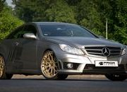 Mercedes E-Class Coupe (C207) by Prior Design
