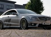 2011 Mercedes E-Class Coupe (C207) by Prior Design - image 403458