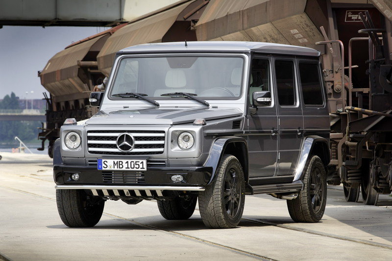 2011 Mercedes G-Class Edition Select