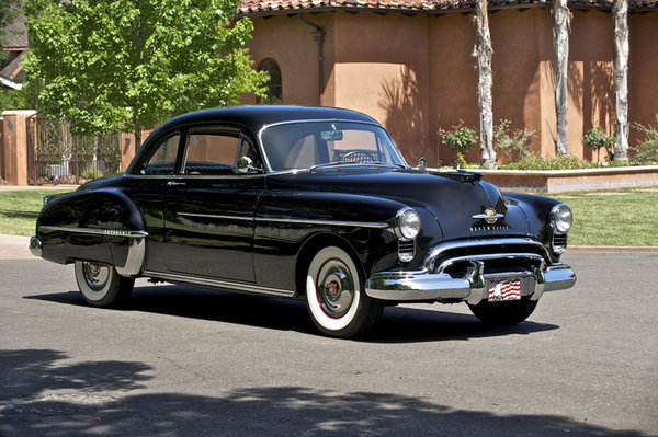 1949 1960 Oldsmobile Rocket 88 Pictures Car Review