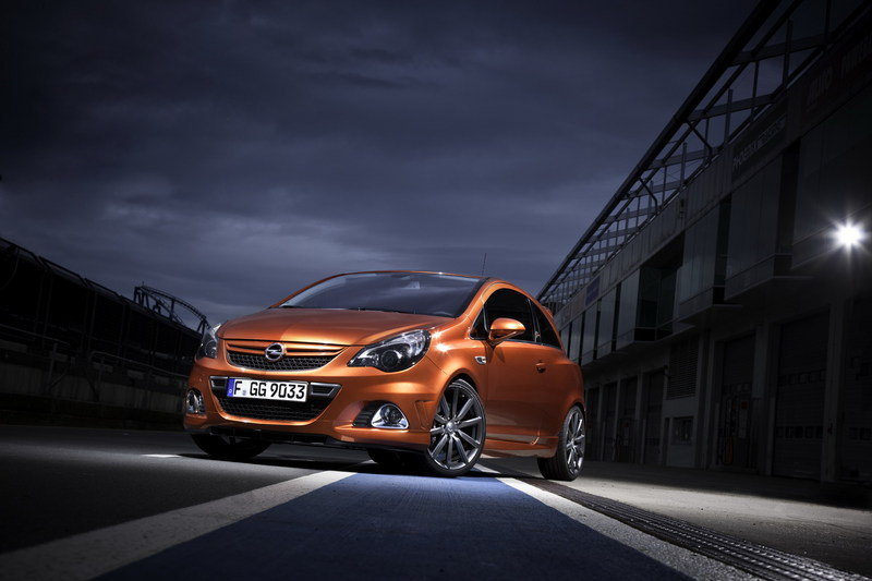 2011 Opel Corsa OPC Nurburgring Edition