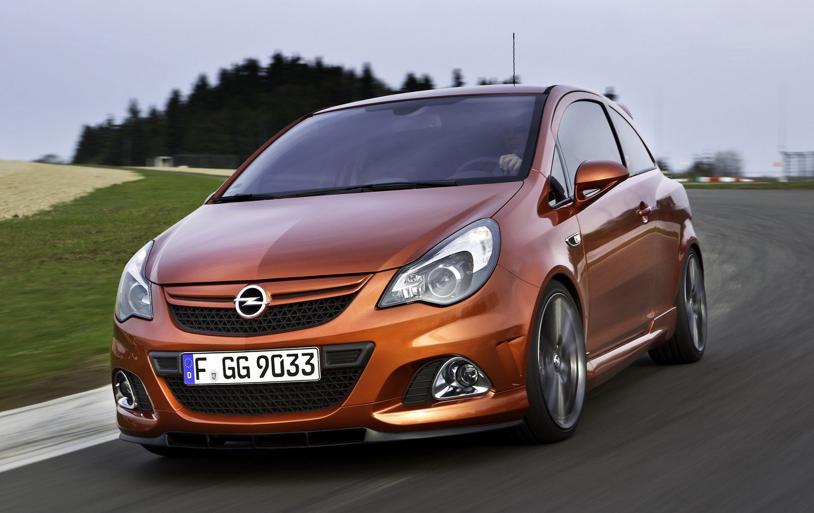 2011 opel corsa opc nurburgring edition picture 401110. Black Bedroom Furniture Sets. Home Design Ideas