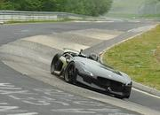 Peugeot EX1 Concept claims the title for the fastest electric car at Nurburgring - image 400934