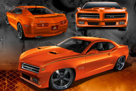 "Cars: 2011 Pontiac ""6T9 Goat"" by Trans Am Depot"