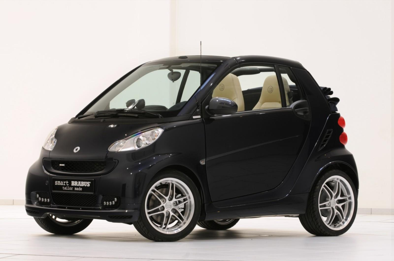 2011 smart fortwo cabrio brabus la bleue review top speed. Black Bedroom Furniture Sets. Home Design Ideas