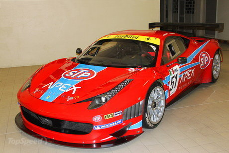 Ever Since The Ferrari 458 Italiau0027s Official Launch, There Have Been Plenty  Of Racing Teams Interested In Grabbing The Sports Car By Its Bubbly Wheel  Arches ...