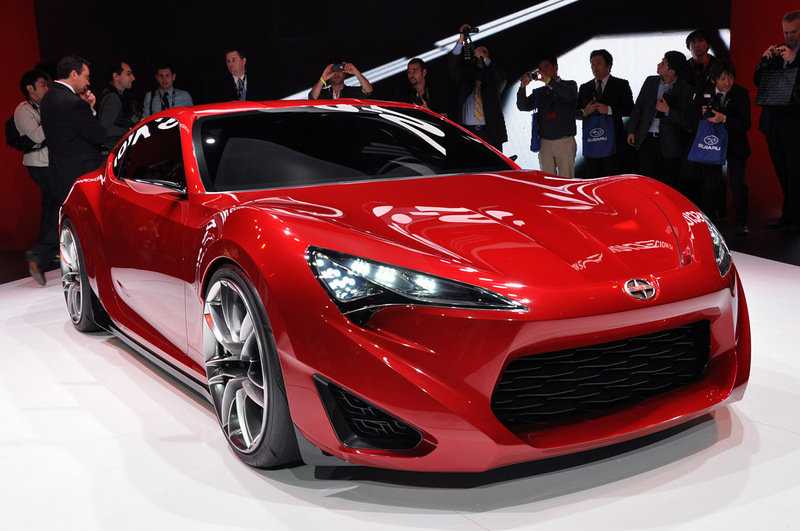 Toyota and Subaru sports cars to be revealed at the Tokyo Show