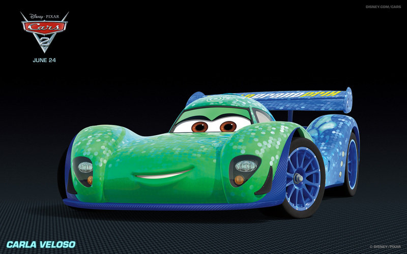 Video: Cars 2 New Trailer Released