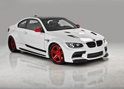 BMW M3 GTRS3 Candy Cane by Vorsteiner
