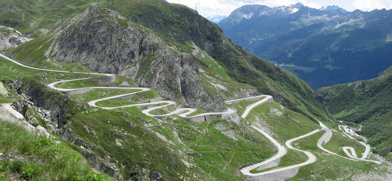 World's Most Dangerous Roads: Stelvio Pass