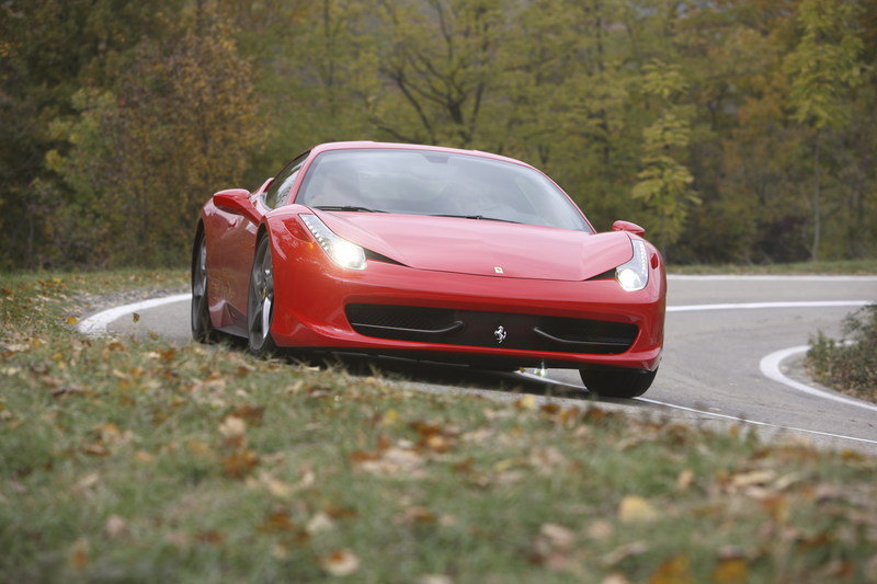 2010 Ferrari 458 Italia High Resolution Exterior - image 407441