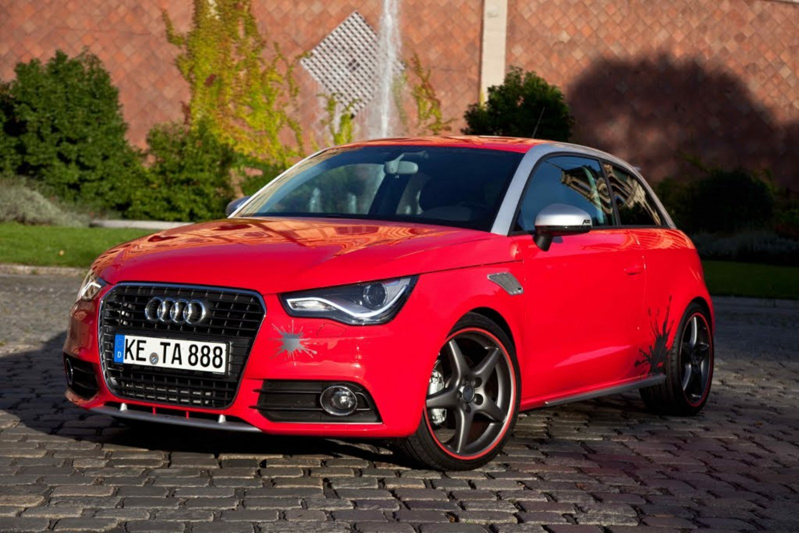 2011 audi a1 by abt sportsline review top speed. Black Bedroom Furniture Sets. Home Design Ideas