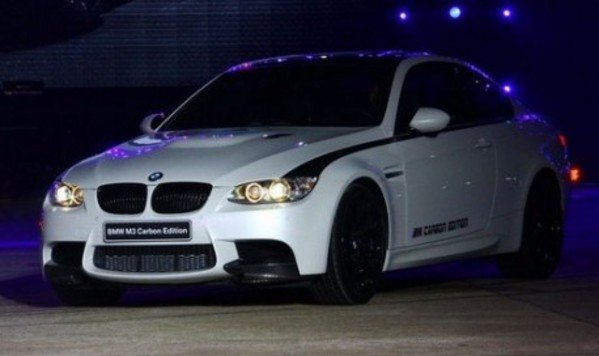some of the limited versions of the BMW M3 Coupe