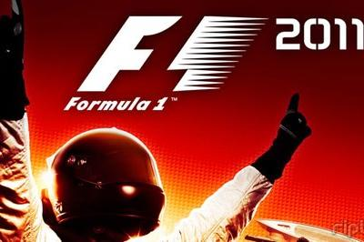 2011 F1 Game hits the world of 3D