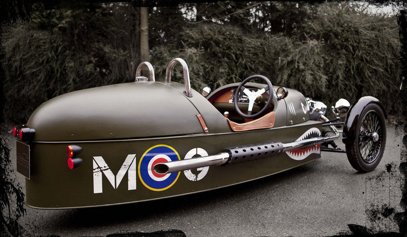 2011 Morgan Three-Wheeler High Resolution Exterior - image 407406