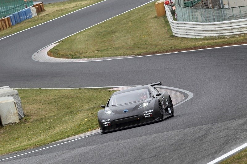 2011 Nissan Leaf Nismo Rc Pictures Photos Wallpapers And Video