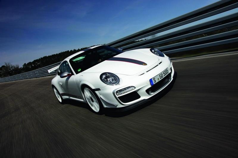 2011 Porsche 911 GT3 RS 4.0 High Resolution Exterior Wallpaper quality - image 404701