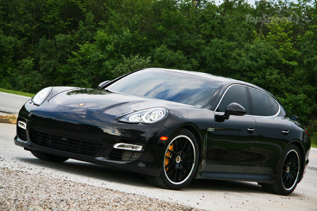 Porsche Panamera P680 by Switzer Performance