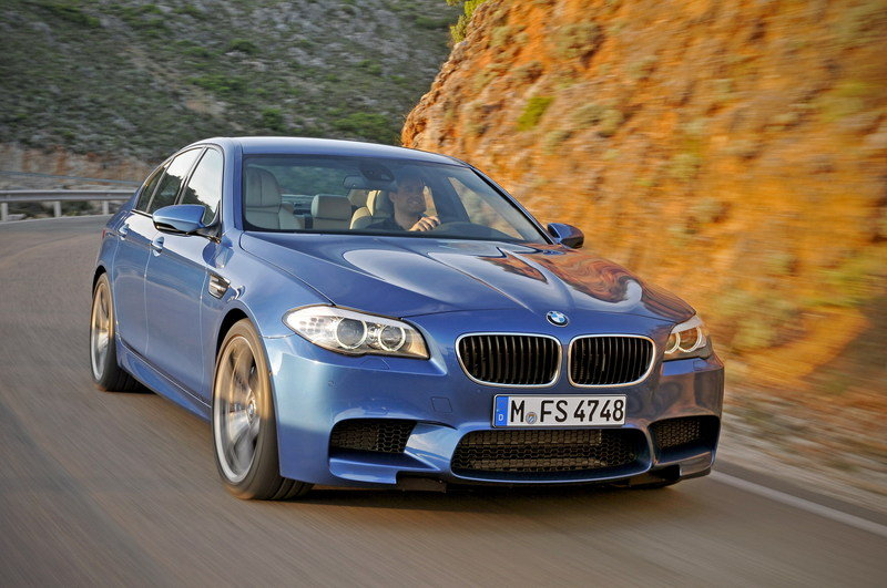 2012 BMW M5 High Resolution Exterior - image 406062