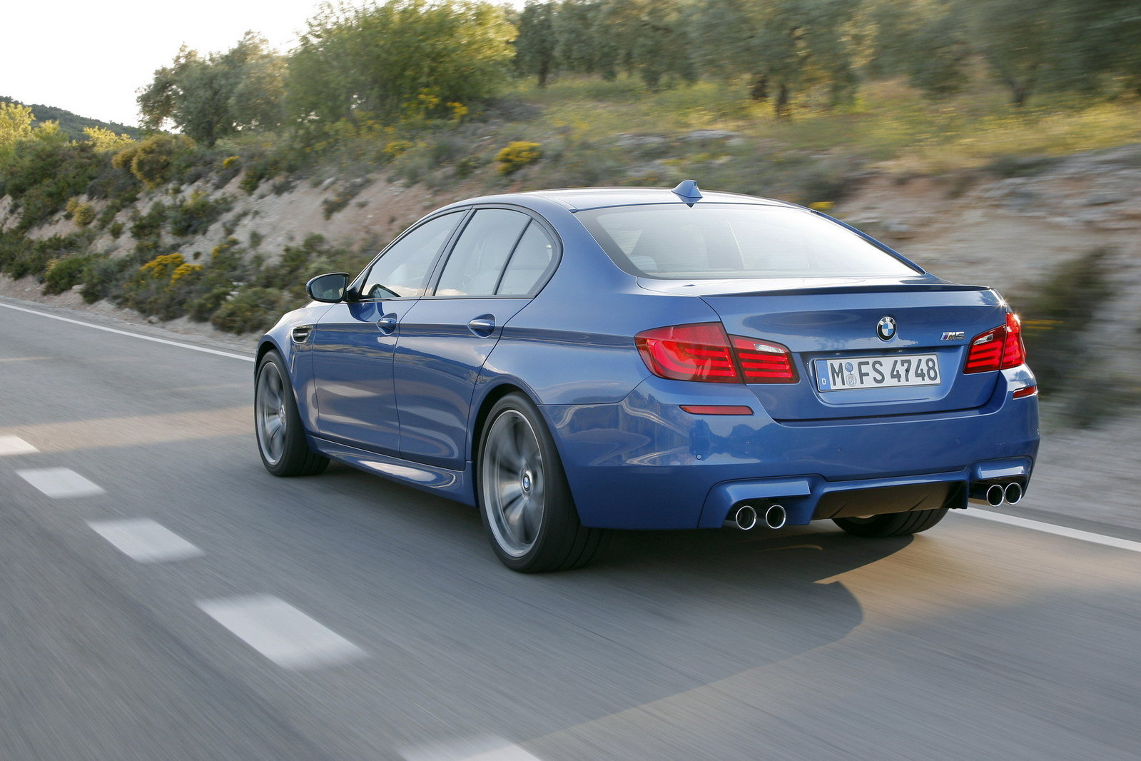 2012 bmw m5 picture 406102 car review top speed. Black Bedroom Furniture Sets. Home Design Ideas