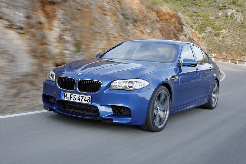 2012 BMW M5 High Resolution Exterior - image 406119