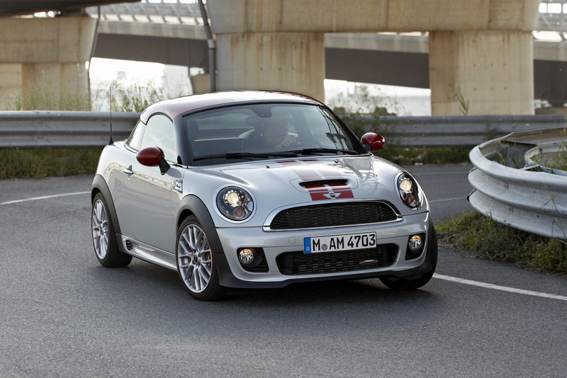2012 Mini Coupe