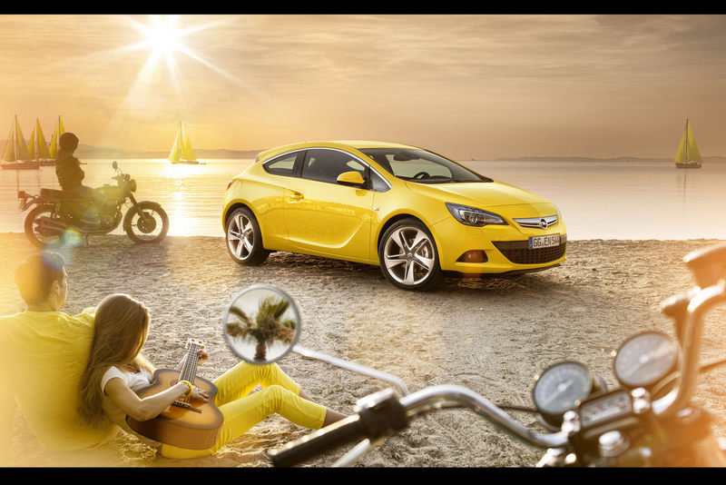 2012 Opel Astra GTC Exterior - image 405170