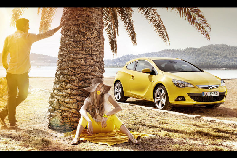 2012 Opel Astra GTC Exterior - image 405171