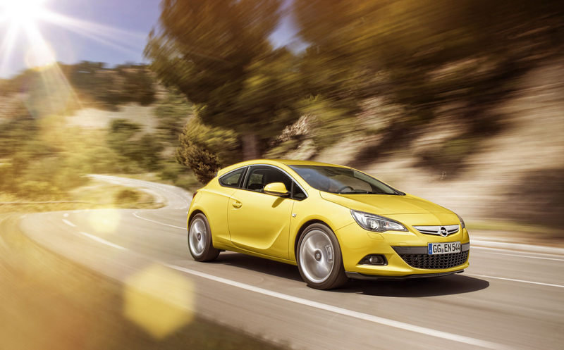 2012 Opel Astra GTC High Resolution Exterior - image 405181