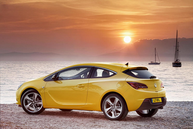 2012 Opel Astra GTC High Resolution Exterior - image 405191