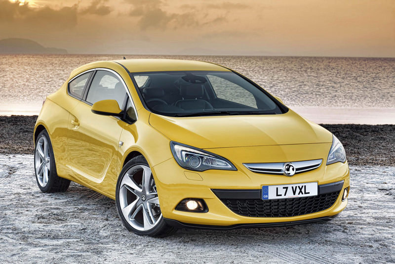 2012 Opel Astra GTC High Resolution Exterior - image 405197