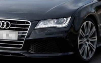 2012 Audi S7 Preview