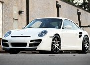 Porsche Vorsteiner 997 Turbo Project 650 HP by Autodynamica