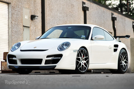 Porsche Vorsteiner 997 Turbo Project by Autodynamica