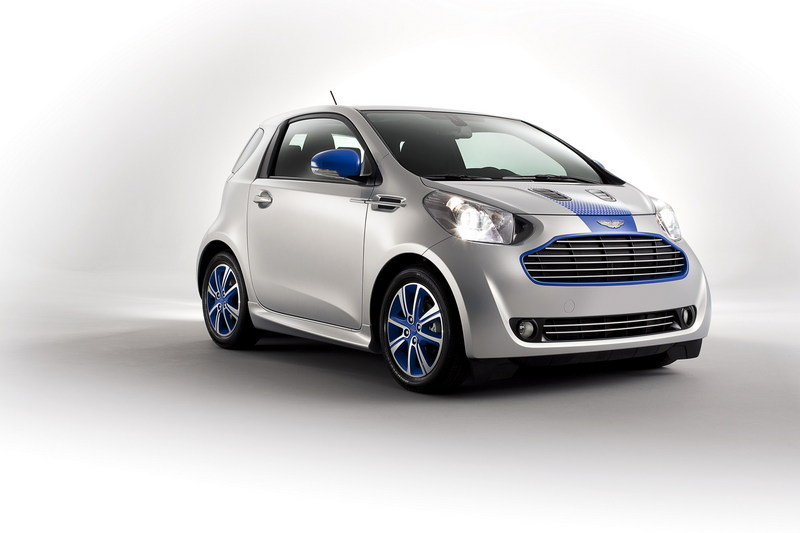 2011 Aston Martin Cygnet & colette Limited Edition