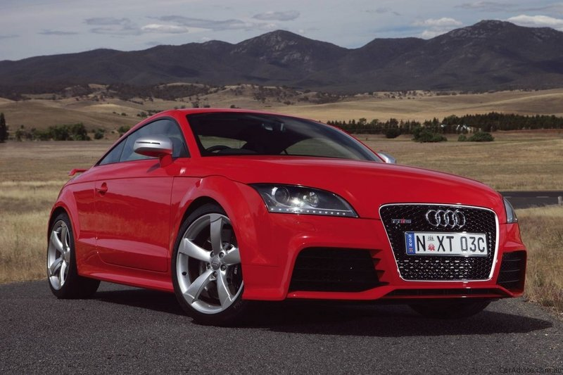 2011 Audi TT-RS Limited Edition S Tronic