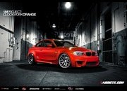 "BMW 1-Series M Coupe ""Clockwork Orange"""