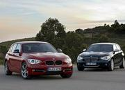 BMW 1-Series Sport and Urban Line