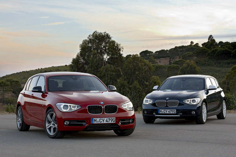 2012 BMW 1-Series Sport and Urban Line