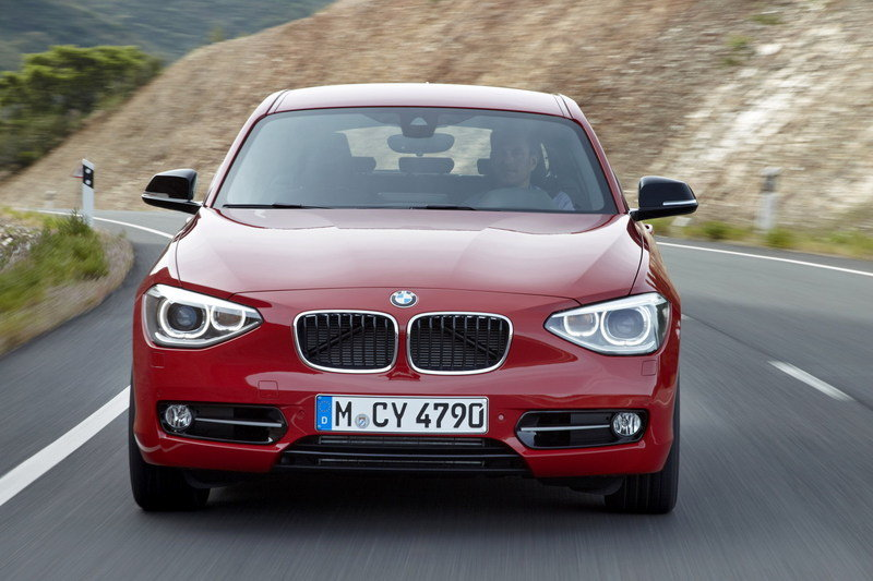 2012 BMW 1-Series Sport and Urban Line High Resolution Exterior - image 404832