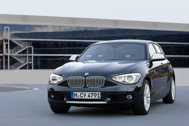 2012 BMW 1-Series Sport and Urban Line High Resolution Exterior - image 404853
