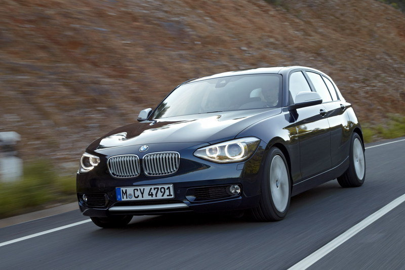 2012 BMW 1-Series Sport and Urban Line High Resolution Exterior - image 404869