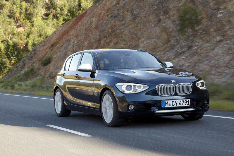 2012 BMW 1-Series Sport and Urban Line High Resolution Exterior - image 404870